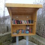 Öffentl. Bücherregal Frauendorf 2